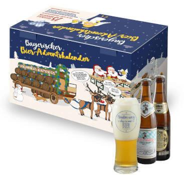 Bayerisches Bier Adventskalender 2019