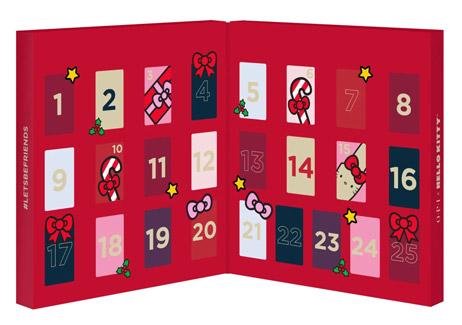 OPI Collection Mini Adventskalender 2019