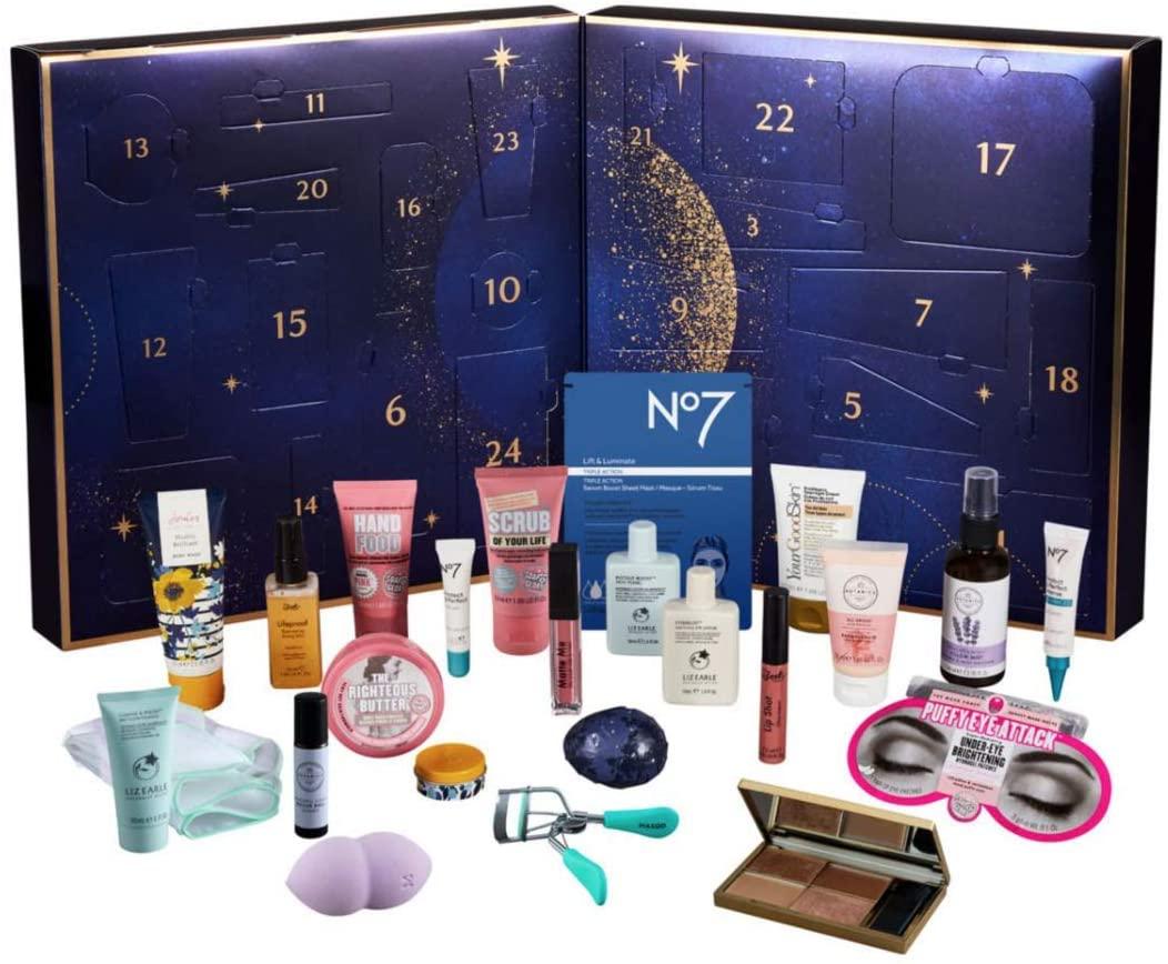 Macmillan 24 Days Of Beauty Advent Calendar 2020