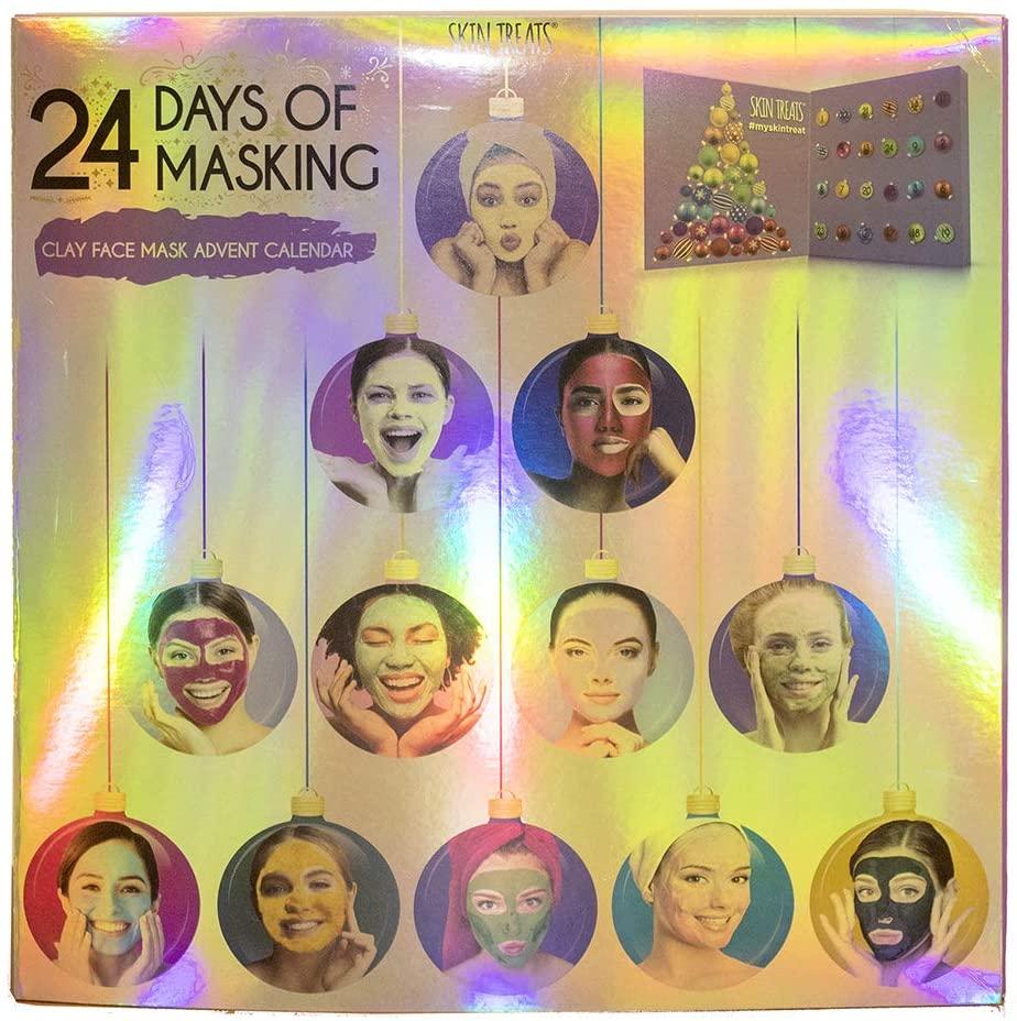 24 Days of Masking Advent Calendar