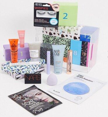 ASOS Face + Body 12 Day Beauty Advent Calendar