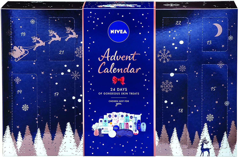 NIVEA Festive Beauty Advent Calendar 2019
