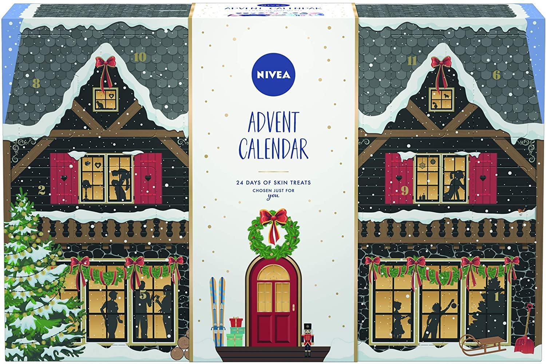 NIVEA Ski Lodge Advent Calendar