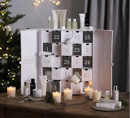 The White Company Beauty Advent Calendar