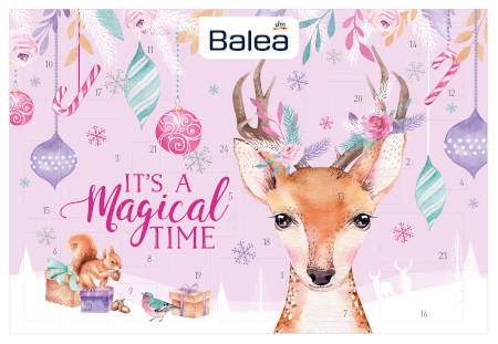 "Balea ""It's a magical time"" Adventskalender 2020"