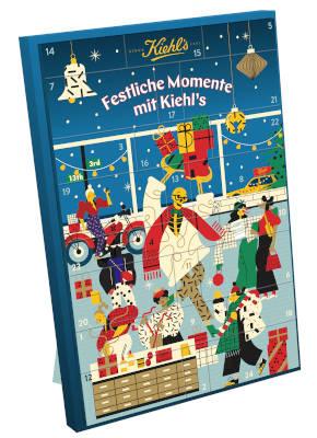 Kiehl's Adventskalender für Männer
