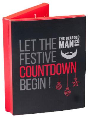 The Bearded Man Company Adventskalender mit Bartölen
