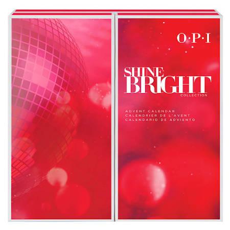 OPI Shine Bright Collection Adventskalender 2020