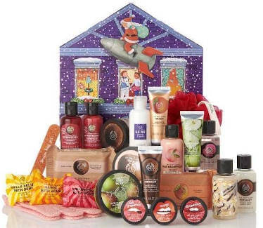 Beauty The Body Shop Adventskalender 2019