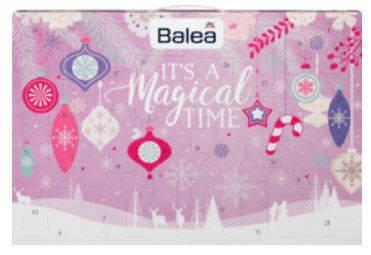 Beauty Balea It's magical time Adventskalender 2019
