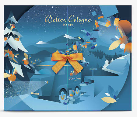 Atelier Cologne Adventskalender 2020