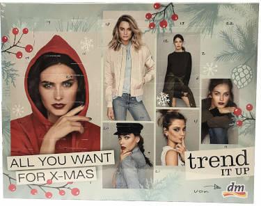 trend it up Adventskalender 2018