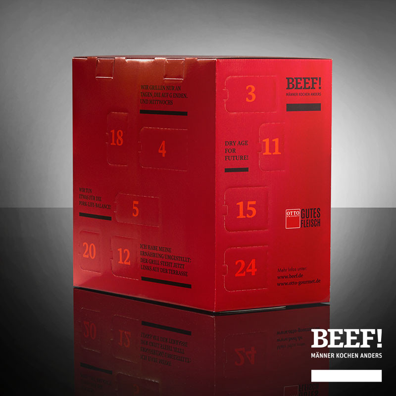 BEEF! Advents-Red Box Otto 2021