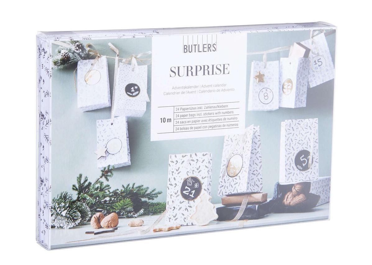 Butlers Surprise DIY-Adventskalender