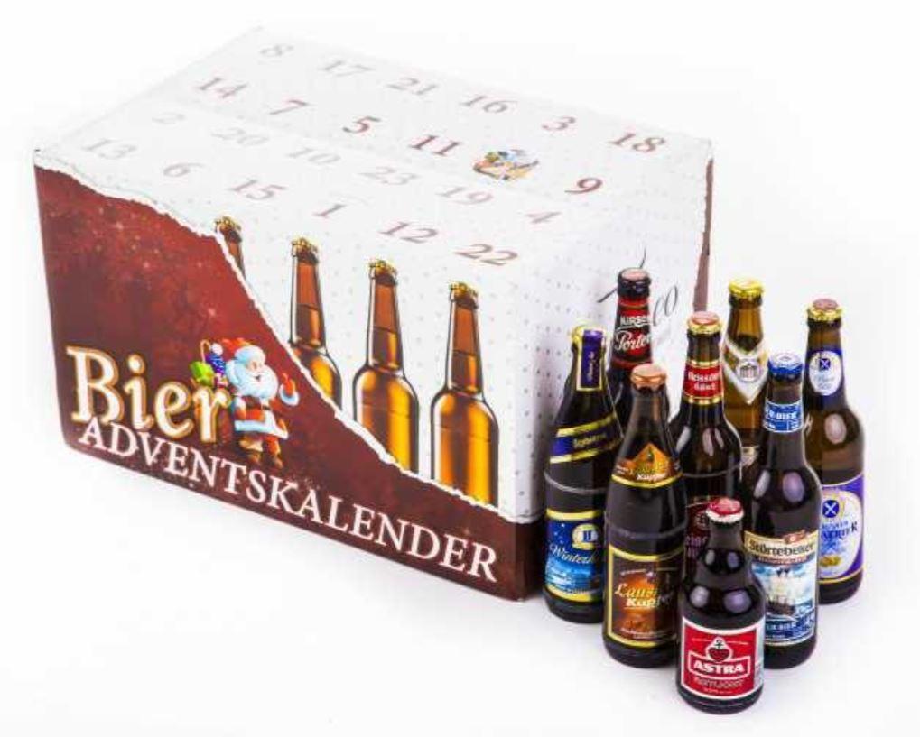 """Bier Adventskalender """"Deutsche Biere"""""""