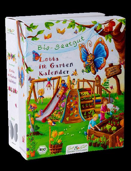 """BIO Saatgut """"Mit Lotta im Garten"""""""