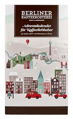 BKR Kaffee Adventskalender