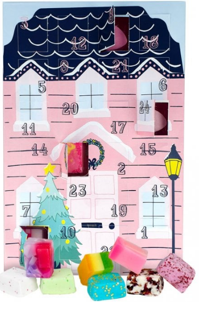 Santa Stop Here Adventskalender 2021