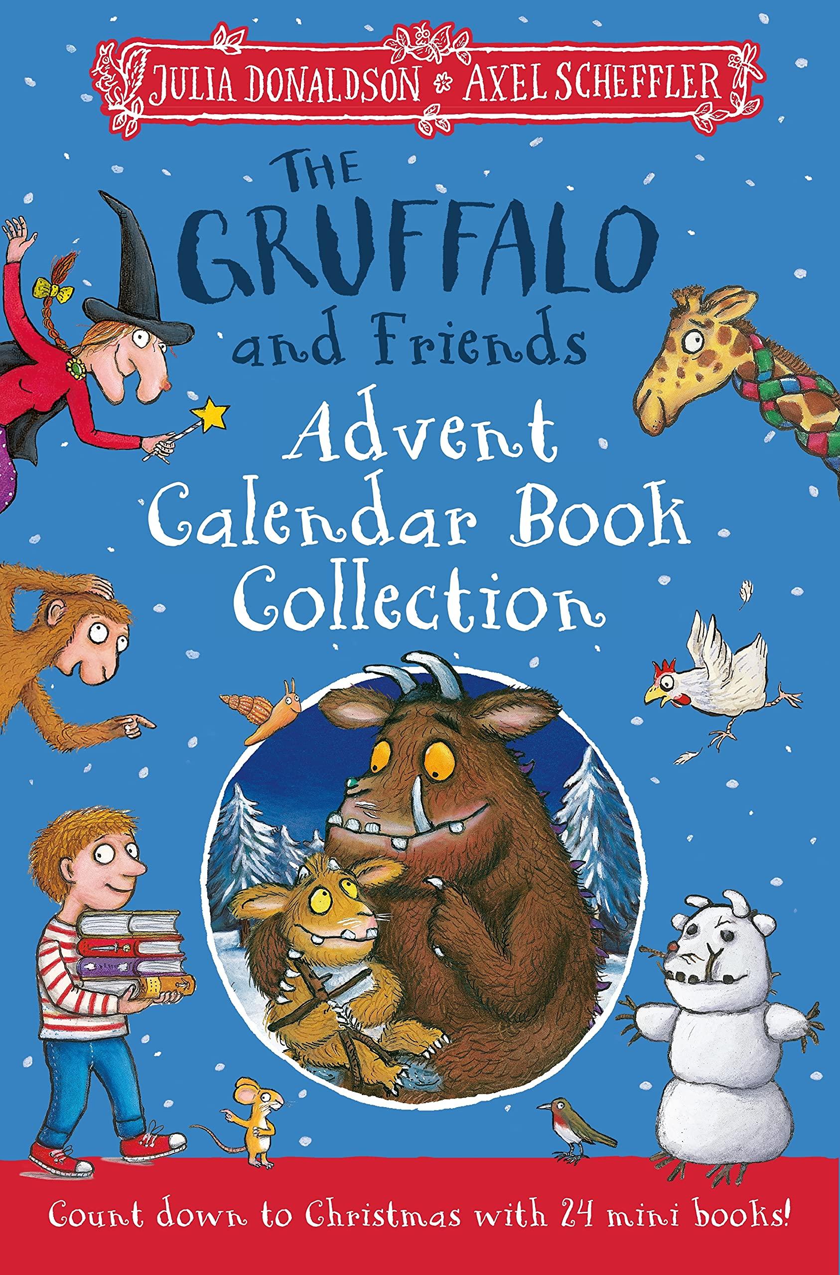 The Gruffalo and Friends Advent Calendar