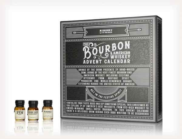 Bourbon & American Whiskey Advent Calendar 2021