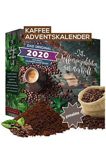 Boxiland Kaffee-Adventskalender 2020 - gemahlene Bohnen – Boxiland – detail 2