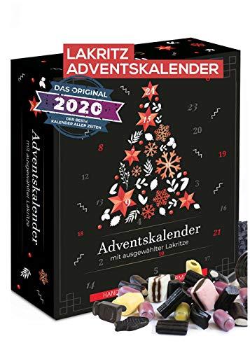 Lakritz Adventskalender - 24 Lakritz Überraschungen – Boxiland – detail 1