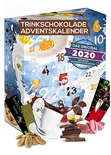 Trinkschokoladen Adventskalender – Boxiland – detail 2