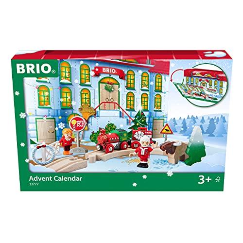 BRIO Bahn Adventskalender 2021