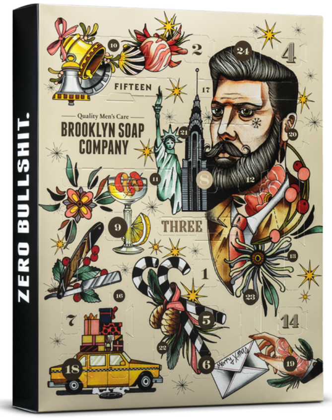 Brooklyn Soap Company Adventskalender 2021