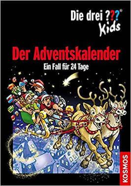 Adventskalender 2012 - Die Drei Fragezeichen Kids - Ein Fall für 24 Tage