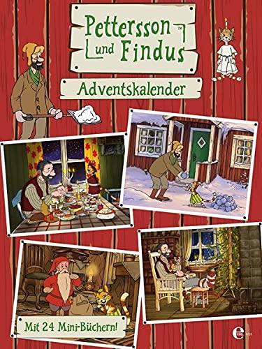 Pettersson und Findus: Adventskalender (Edel Kids Books)
