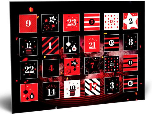 Madus magic adventkalender 2019