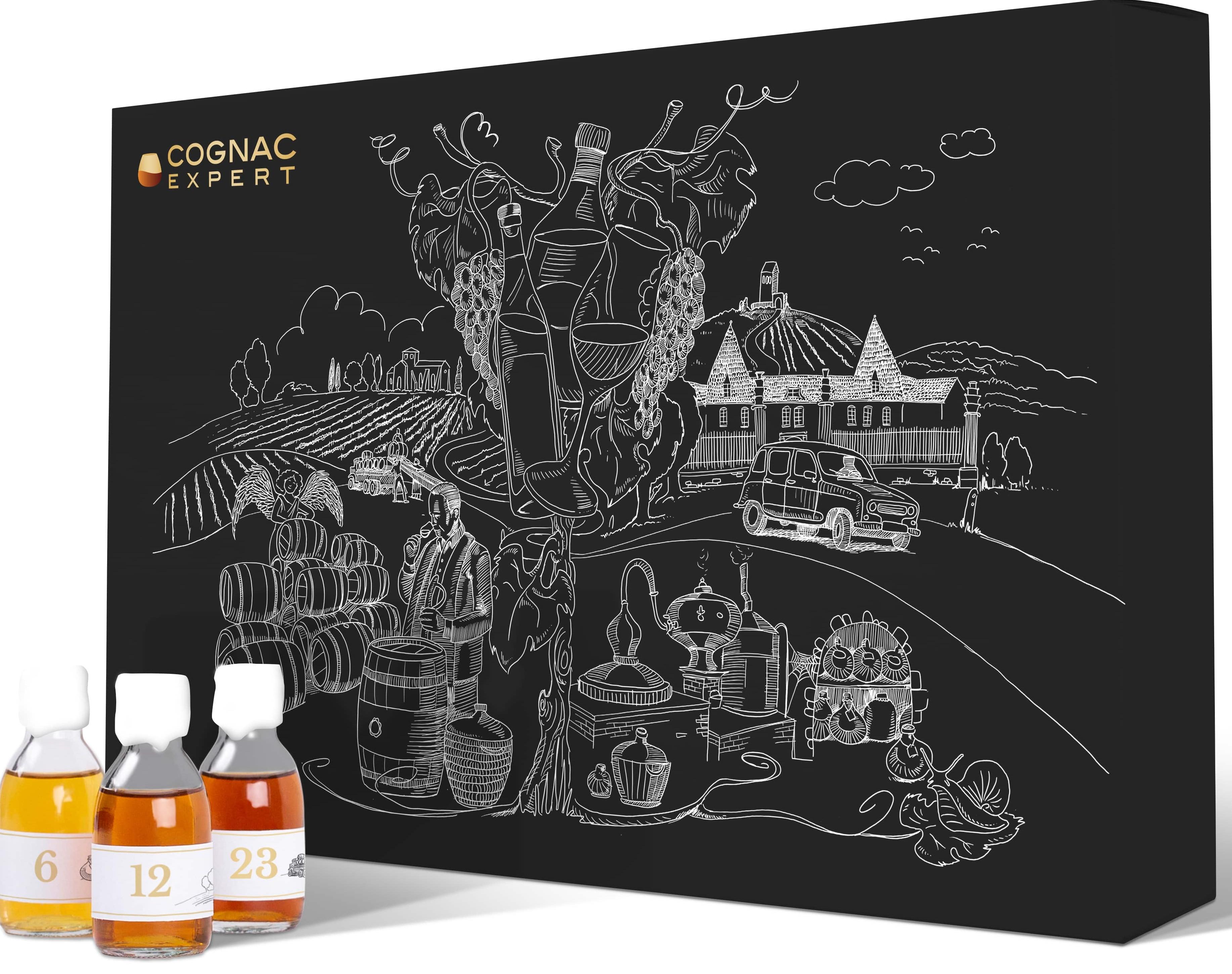 Cognac Expert Kalender 2021