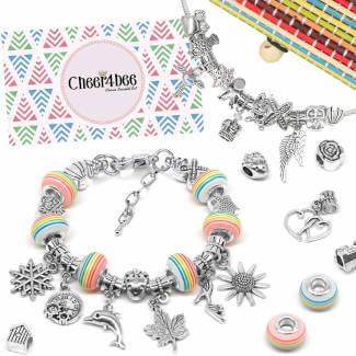 Cheer4bee DIY Charm Armband Adventskalender