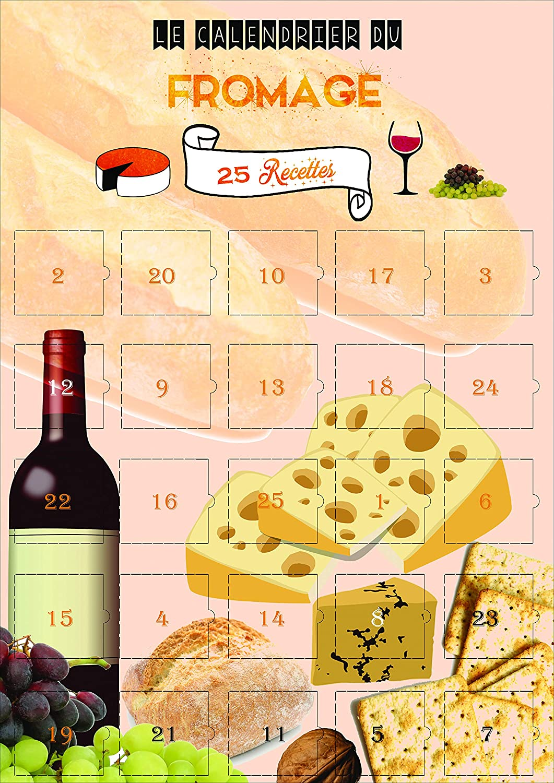Cheese Advent Calendar 2020