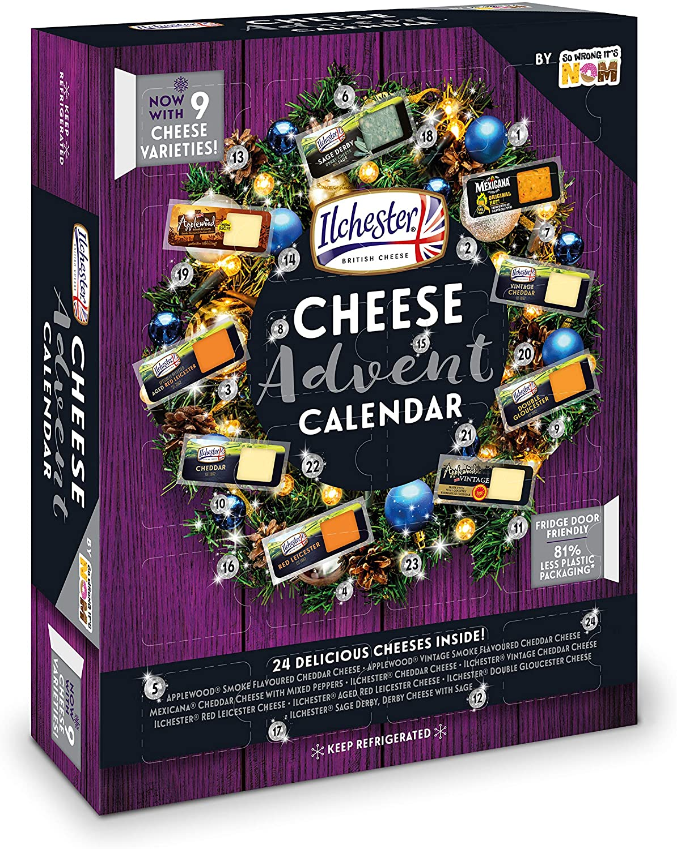 Ilchester Cheese Advent Calendar 2020
