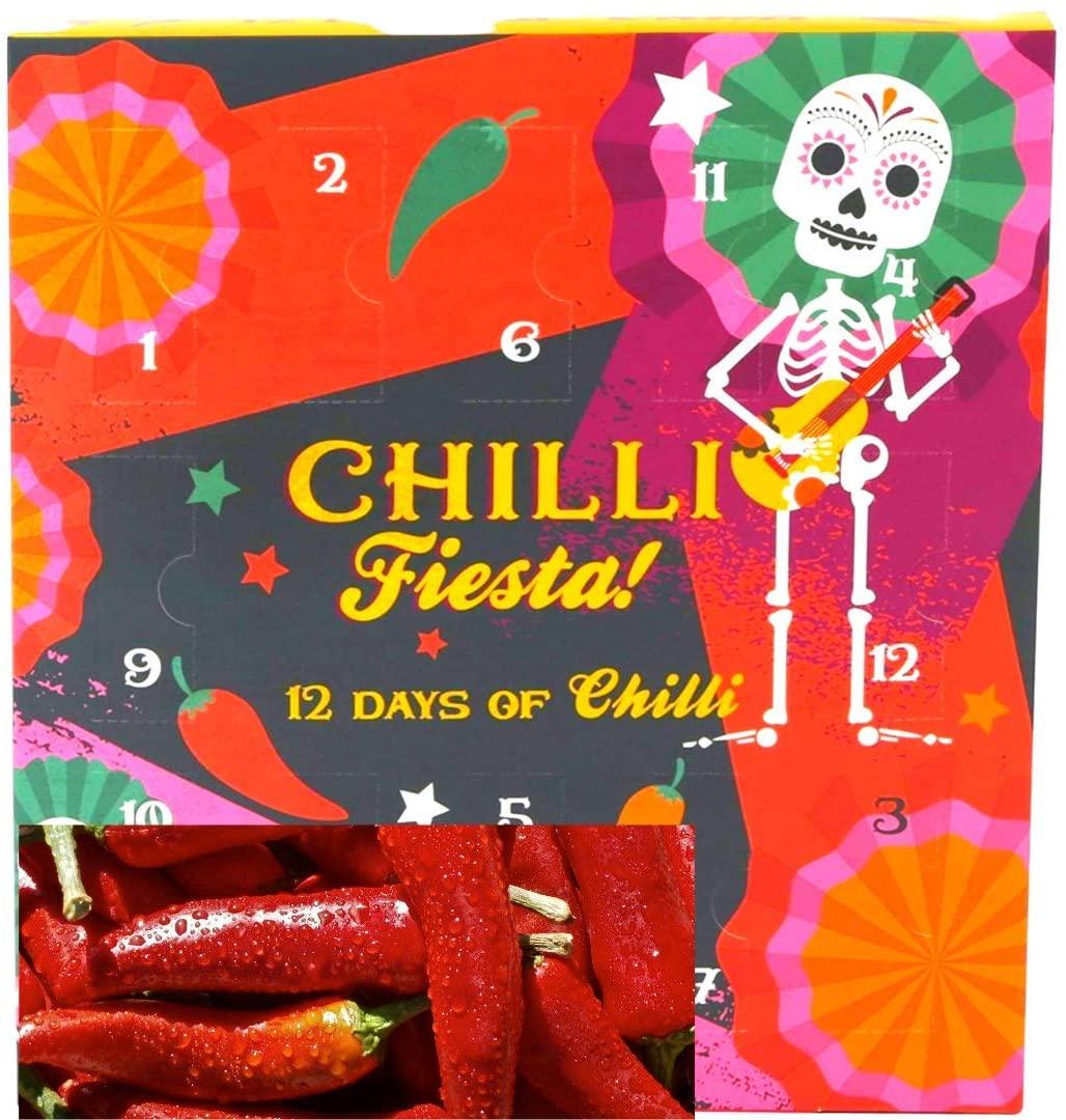12 Days Of Chilli