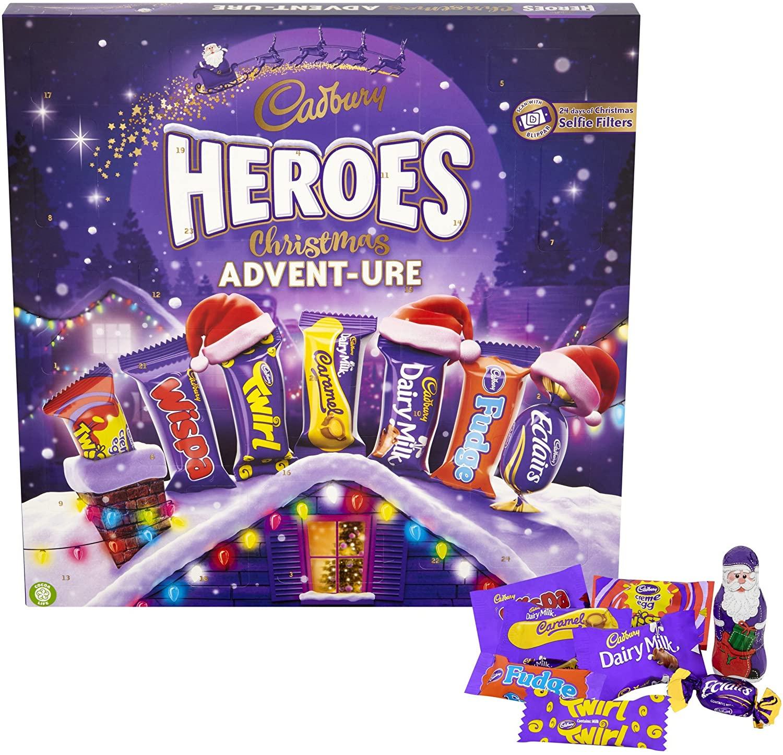Cadbury Heroes Christmas Advent-ure