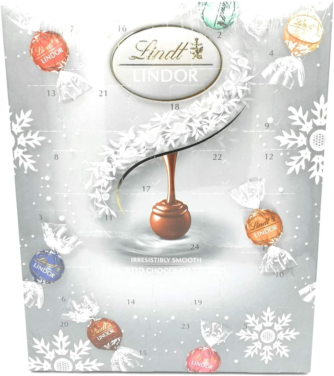 Swiss Chocolate Truffles Advent Calendar