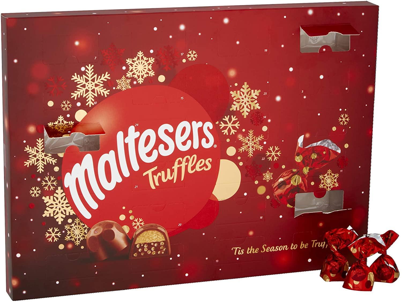 Maltesers Premium Chocolate Advent Calendar 2020