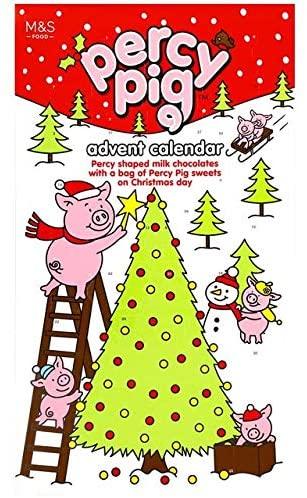 M&S Percy Pig Advent Calendar