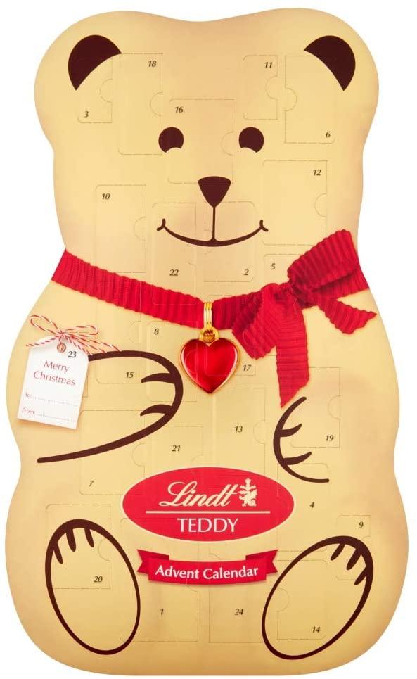 Lindt Teddy Luxury 3D Advent Calendar