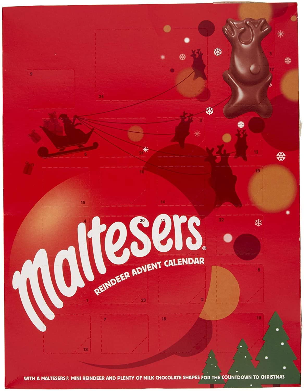 Maltesers Reindeer Chocolate Advent Calendar