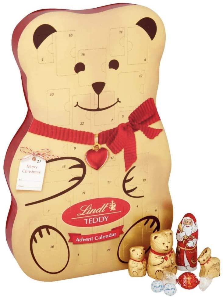Lindt Teddy Shaped Advent Calendar