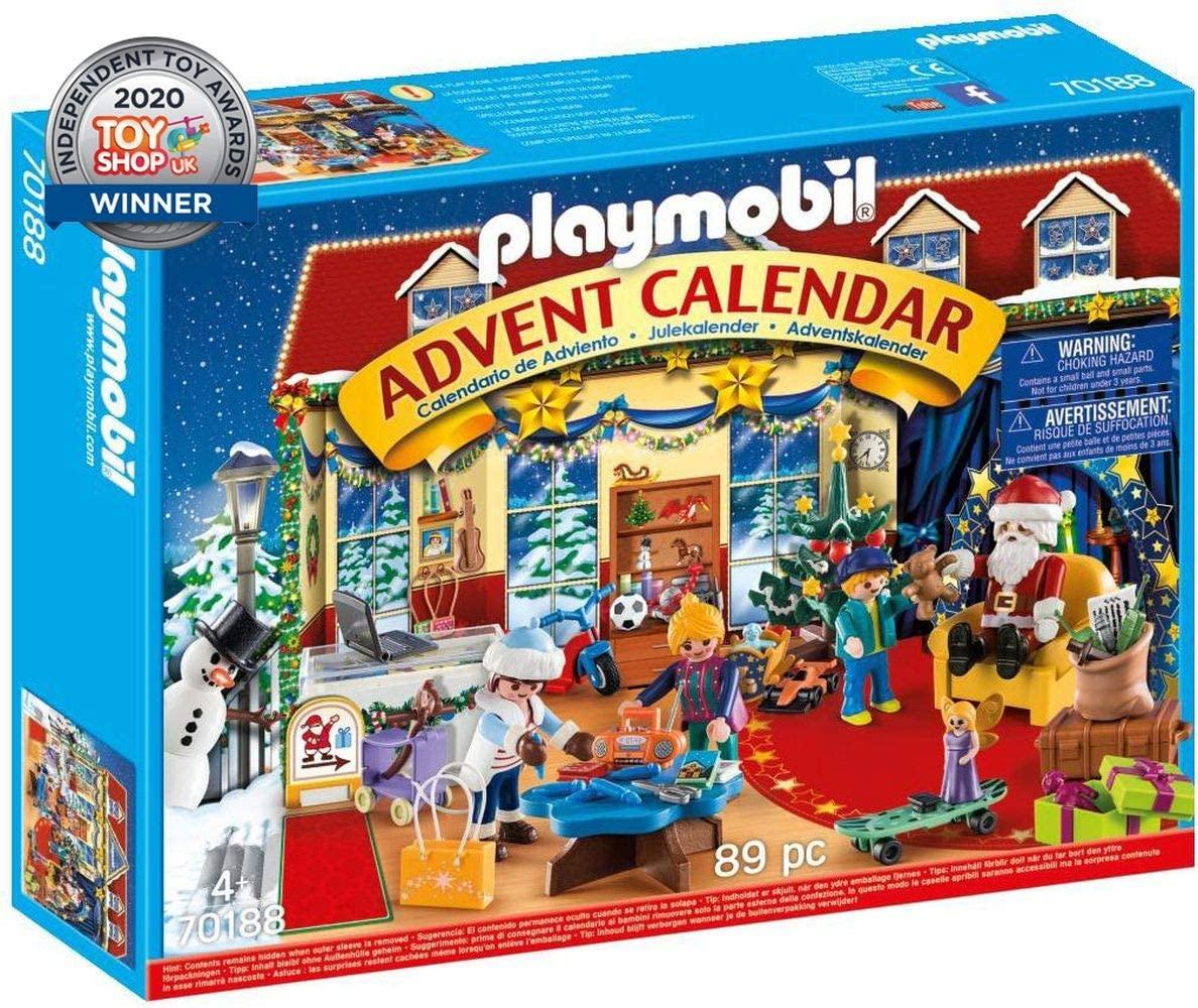 Playmobil Christmas Grotto Advent Calendar