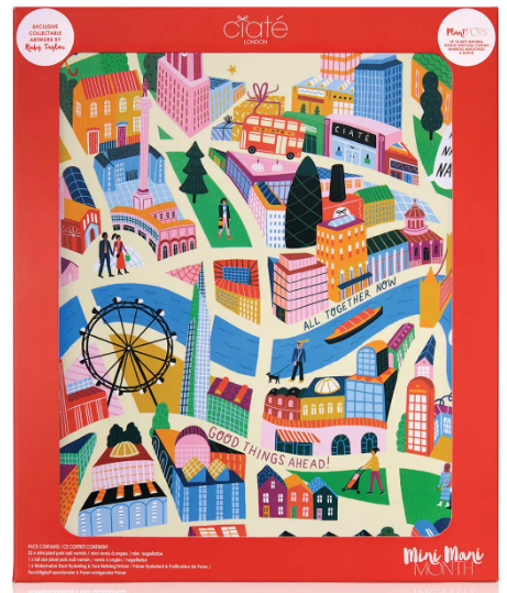Ciaté London Adventskalender 2021