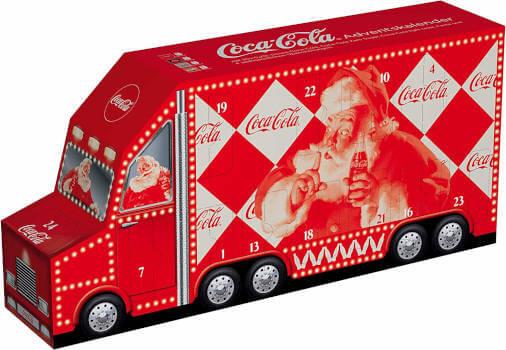 Coca Cola Adventskalender thumbnail