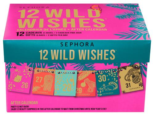 SEPHORA COLLECTION 12 WILD WISHES