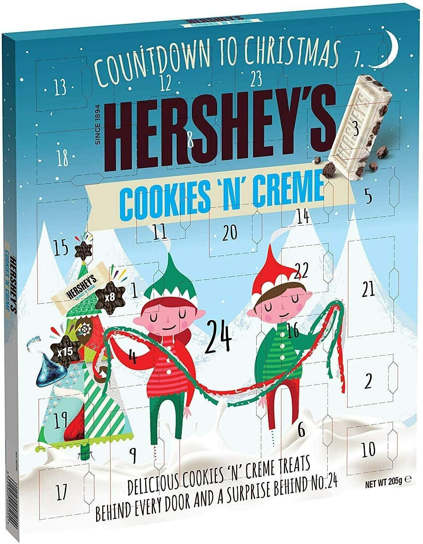 Hershey's Cookies 'N' Creme Advent Calendar