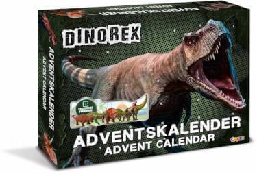 CRAZE Dino Rex Adventskalender
